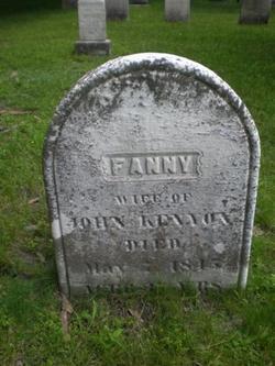 Fanny Kenyon