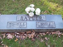 Mary Elizabeth <i>Stack</i> Bayler