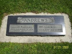 Lillian <i>Marshall</i> Andrews