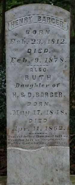 Henry Barger