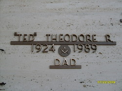 Theodore Roy Ted Sturm
