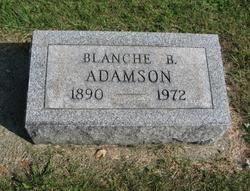 Blanche <i>Bryant</i> Adamson