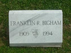Franklin R. Bigham