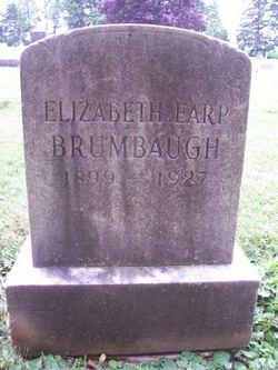 Elizabeth <i>Earp</i> Brumbaugh