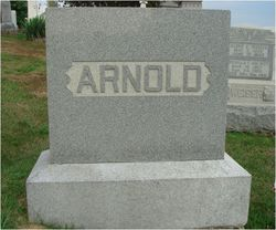 Martha <i>Crumley</i> Arnold