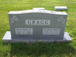 Benjamin William Ben Gragg