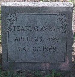 Pearl G. <i>Brim</i> Avery