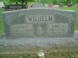Sarah Anna <i>Croddy</i> Wilhelm