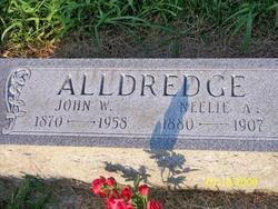 Neelie A. <i>Barton</i> Alldredge