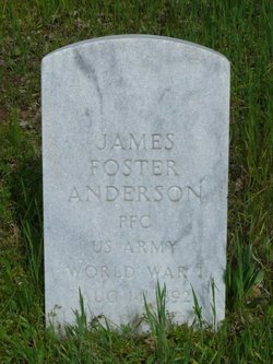 James Foster Anderson