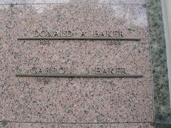Donald A. Baker