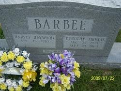 Harvey Haywood Barbee