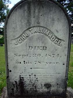 John Tallmadge