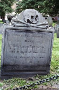 Benjamin Parker