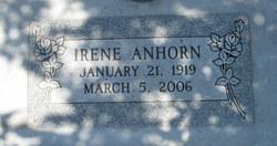 Irene A. <i>Beamer</i> Anhorn