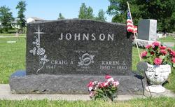 Karen Sue <i>Fisher</i> Johnson