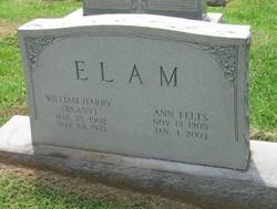 William Harry Elam