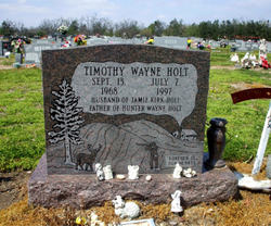 Timothy Wayne Holt