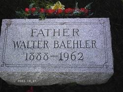 Walter C. Baehler