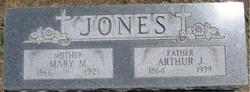 Arthur J Jones