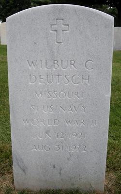 Wilbur C Deutsch