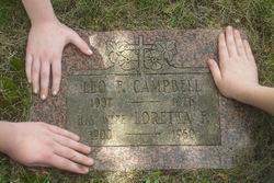 Loretta Frances <i>Kelley</i> Campbell