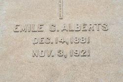 Emile C Alberts