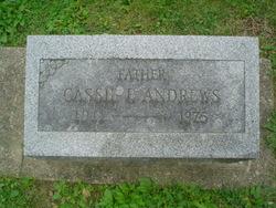 Cassil L. Andrews, Sr