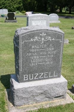 Anna Mae <i>McCormick</i> Buzzell