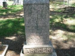 Earl Arden Archer