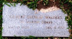Gilbert George Walters