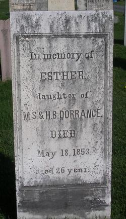 Esther Dorrance