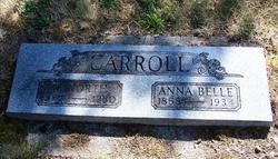 Anna Belle <i>Douglas</i> Carroll
