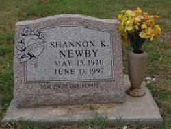Shannon K. Newby