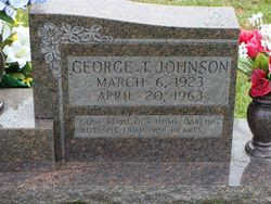 Corp George Thurman Johnson