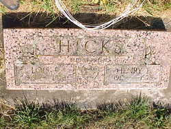 Henry Earl Hank Hicks