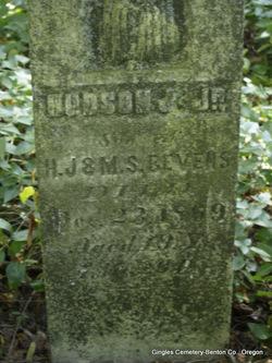 Hudson James Bevens, Jr
