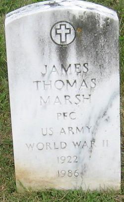 James Thomas Marsh