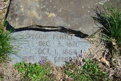 Margaret Leah (Peggy) <i>Pearce</i> Tye
