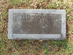 Eliza Daniel