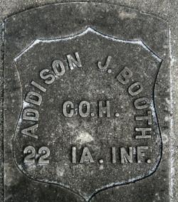 Addison J. Booth