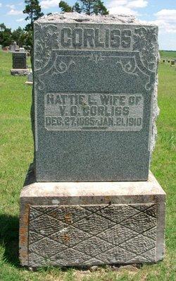 Harriett Lucinda <i>Barton</i> Corliss