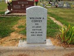 William A Coffey