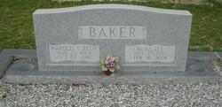 Rosa Lee <i>Howell</i> Baker