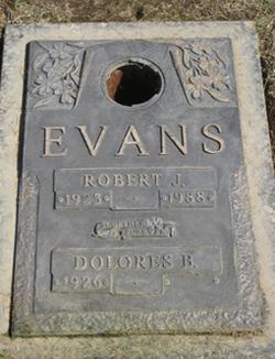 Robert James Evans