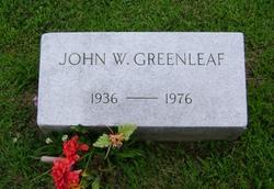 John W. Greenleaf