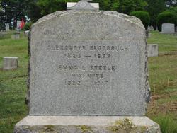 Emma L. <i>Steele</i> Bloodough