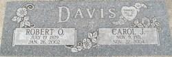 Carol Jean <i>Dornbirer</i> Davis