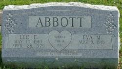 Eva Mae <i>Chriswell</i> Abbott