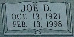 Joe Delmer Abbott